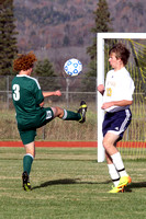 Var. Boys' Soccer vs Chazy