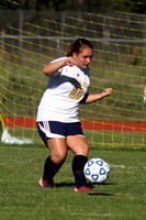 Var. Girls' Soccer vs Chazy
