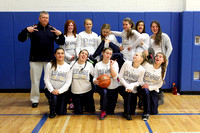 Varsity Girls' Basketball Team