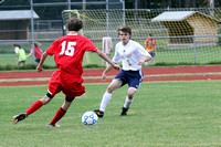 Var. Boys' Soccer vs Willsboro