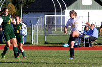 Var. Girls' Soccer vs Etown